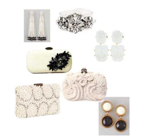 accessories white